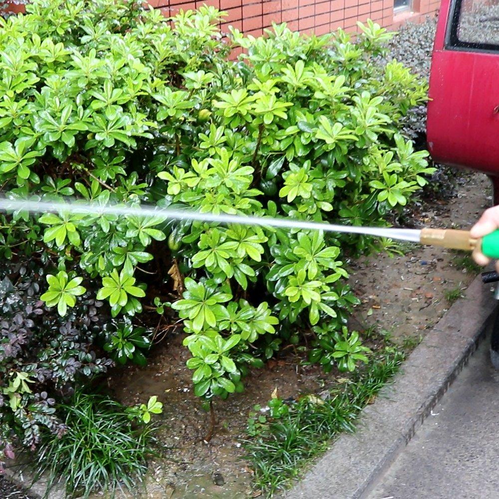 Adhere To Fly 2 pi/èces T/ête en laiton /à haute pression de gicleurs de jardin de pistolet /à eau de pistolet /à eau