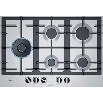 Bosch Serie 6 PCS7A5B90 hobs Acero inoxidable Integrado ...