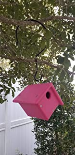 product image for DutchCrafters Poly Small Wren Bird House (Pink)