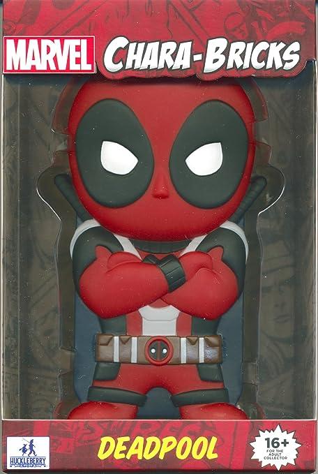 best loved d3417 5642a Marvel Chara-Bricks Deadpool Limited Edition 7