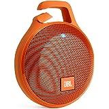 JBL CLIP+ Bluetoothスピーカー IPX5防水機能 ポータブル/ワイヤレス対応 オレンジ  JBLCLIPPLUSORG【国内正規品】