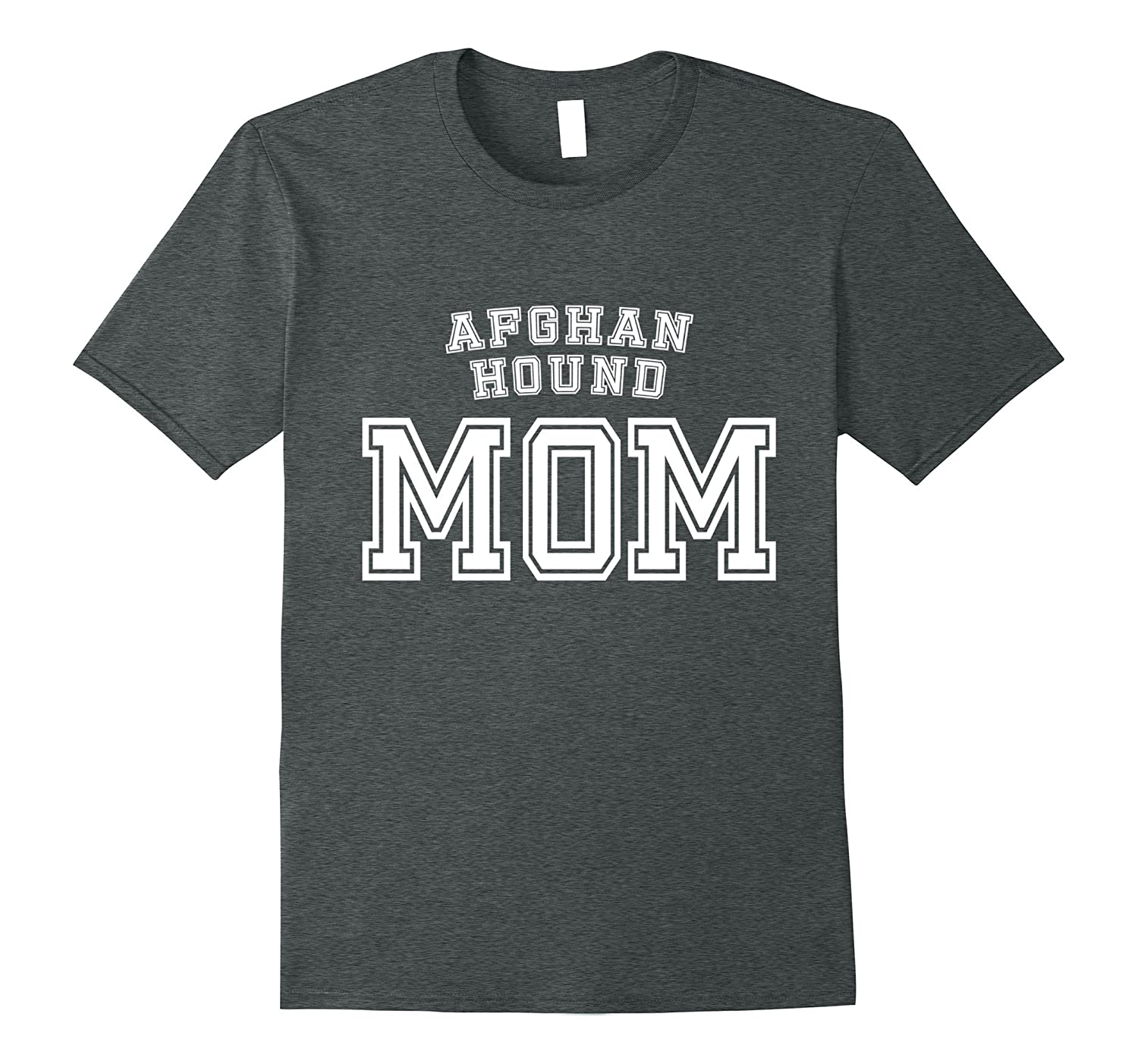 Afghan Hound Mom Mother Pet Dog Lover Baby Shirt Cute Funny-Art