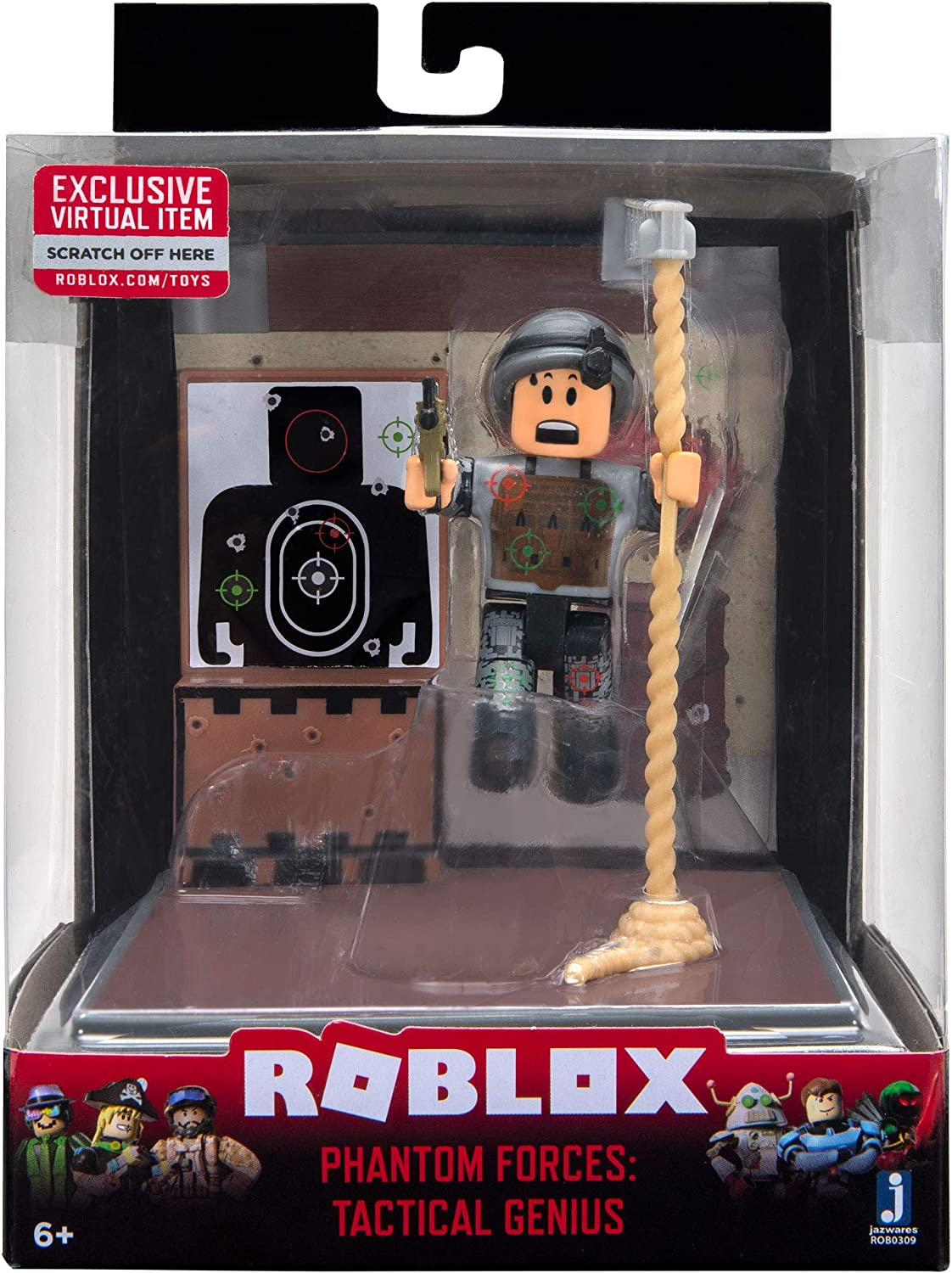 Amazon Com Roblox Desktop Series Collection Phantom Forces