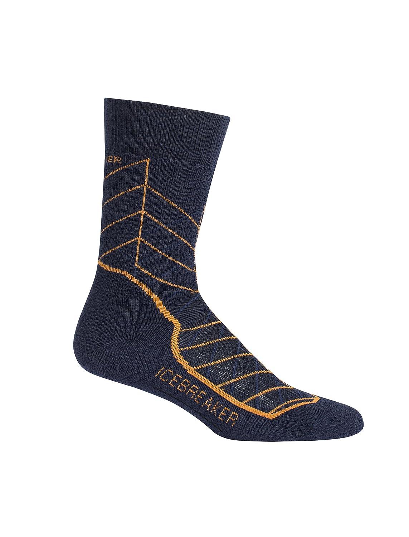 Icebreaker Men's Hike LT Crew Socks 101288002M