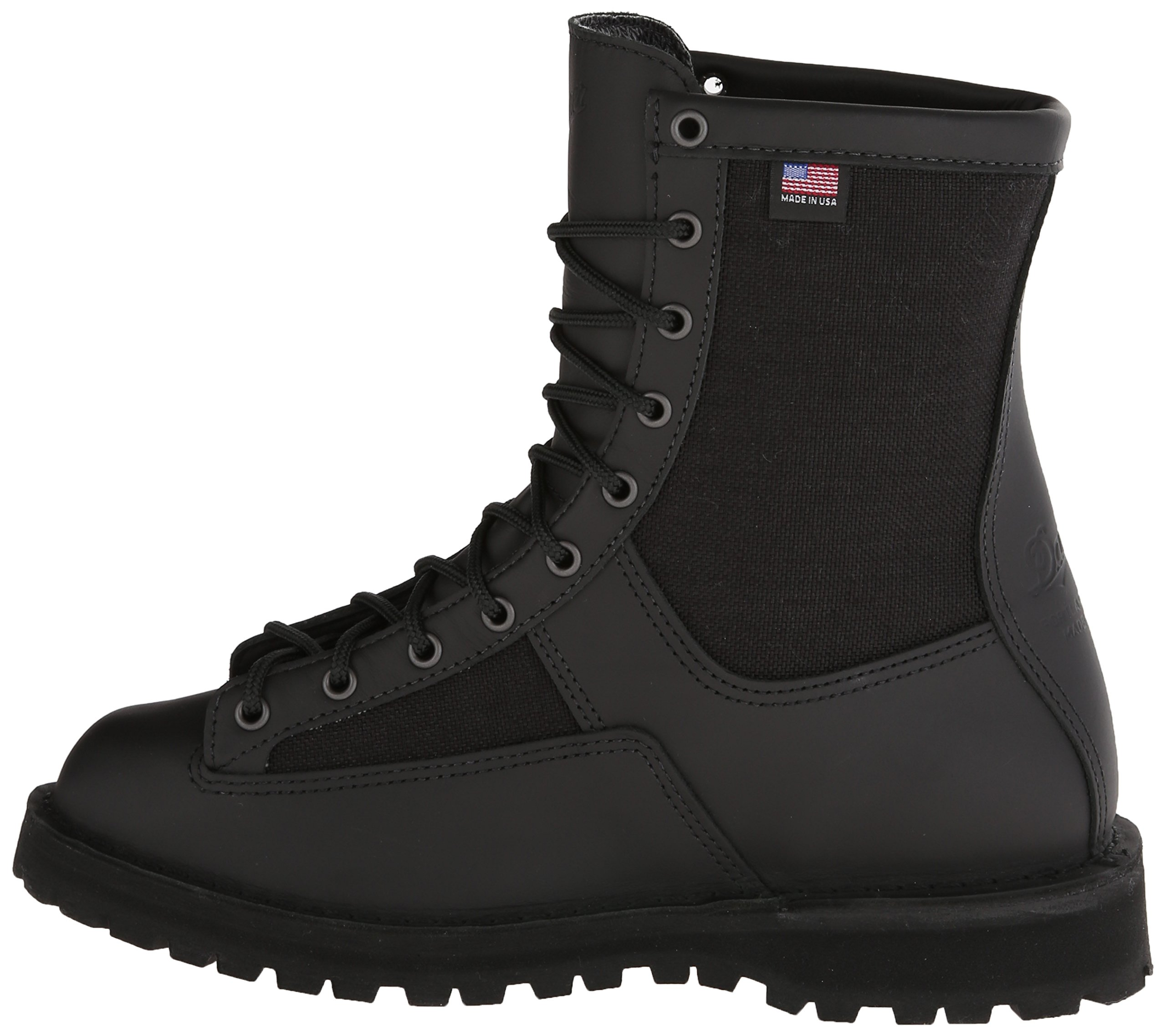 Danner Men's Acadia 8'' 200G Military and Tactical Boot, Black, 13 B US by Danner (Image #5)