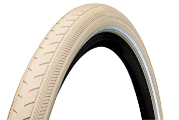 2x Continental Reifen RIDE Classic 37-622 28 Zoll E-25 Draht Reflex creme Reifen, Schläuche & Laufräder
