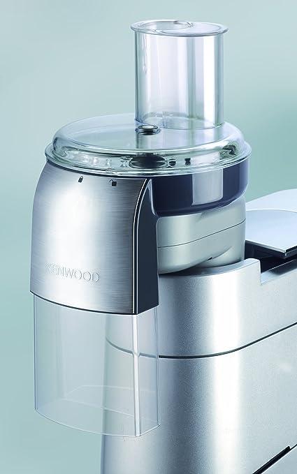 Kenwood AT340 Accesorio Rebanador Y Rallador, Plástico/Aluminio ...