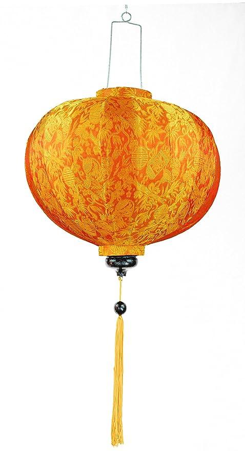 Fine Silk Lantern Lantern From Vietnam Globe Drinks Cabinet 45 Cm Home Interior And Landscaping Eliaenasavecom