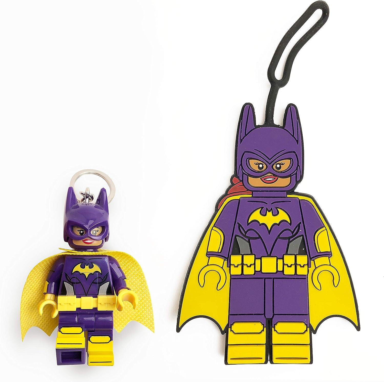 Amazon Com Lego Batman Movie Batgirl Minifigure Key Light