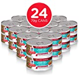 Hill's Science Diet Adult Healthy Cuisine Seared Tuna & Carrot Medley Canned Cat Food, 79g, 24 Pack