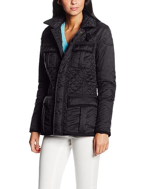 Polo Ralph Lauren New RICHDALE Jacket, Chaqueta para Mujer, Schwarz Black B0H23, 36: Amazon.es: Ropa y accesorios