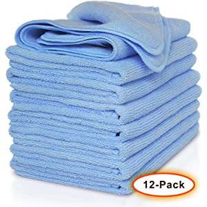 VibraWipe Microfiber Cloth - Best Microfiber Cloth