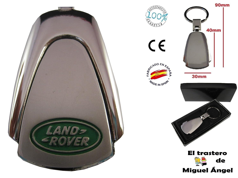 ETMA Portachiavi per Auto Compatibile con Land Rover lla013-34