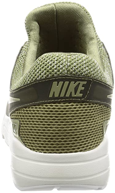 d7300c128a Nike AIR MAX Zero BR Trooper Olive Green Summit White Mens Running 903892  200: Buy Online at Low Prices in India - Amazon.in
