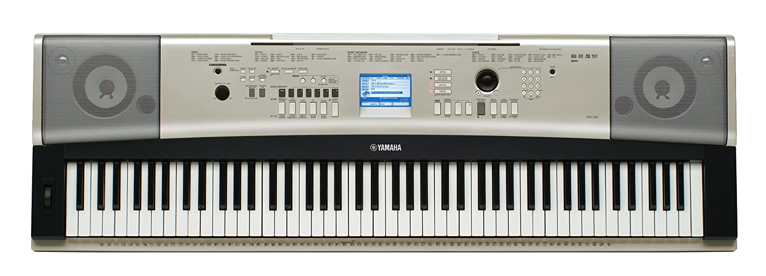 Yamaha YPG 535 features
