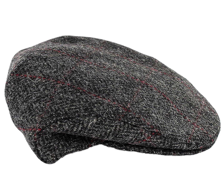 Amazon.com  Mucros Weavers Trinity Tweed Flat Cap (Small)  Toys   Games 3f64f0bc7e6