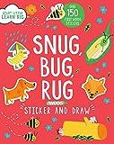 Sticker and Draw Snug, Bug, Rug (Start Little, Learn Big)
