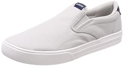 c76f710c2ee5 adidas Men s Vs Set Slip-on Tennis Shoes  Amazon.co.uk  Shoes   Bags