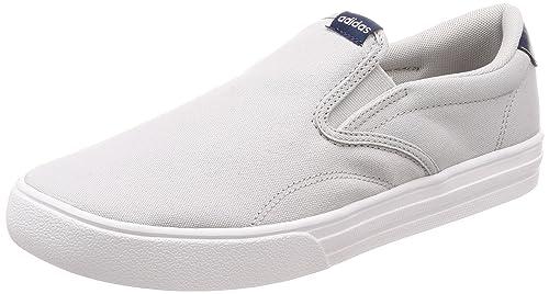 adidas Men s Vs Set Slip-on Tennis Shoes  Amazon.co.uk  Shoes   Bags a750cce9f677e