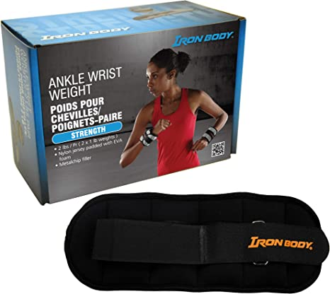 Urban Fitness Ankle//Wrist Weights 2 Weights Available