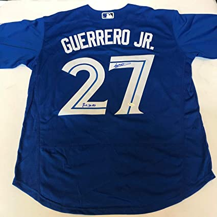 the best attitude b7518 22cf4 Vladimir Guerrero Jr