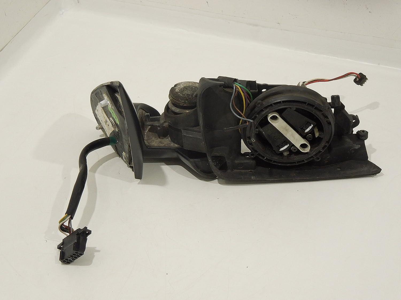 Skoda Octavia 1Z - OS derecho eléctrico puerta espejo mecanismo: Amazon.es: Coche y moto