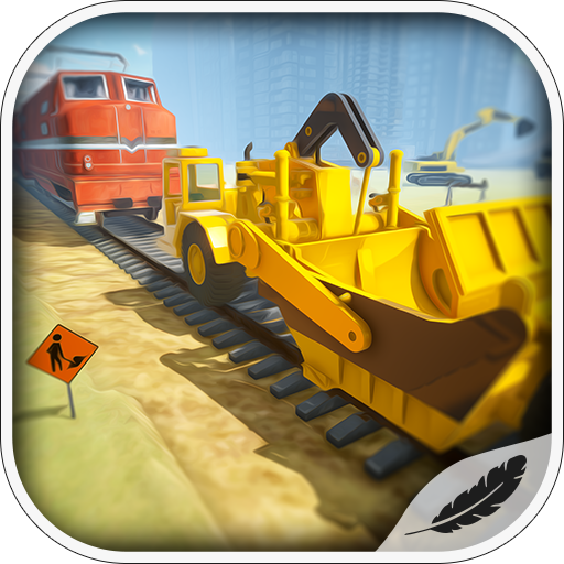 Railroad Building Game – Construct Railway