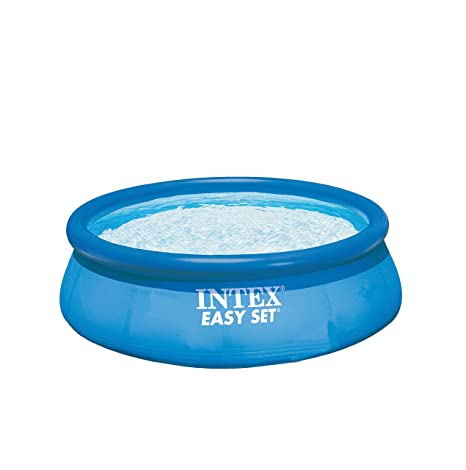 Intex Easy Set Piscina Set, Azul, 366 x 366 x 76 cm, 5