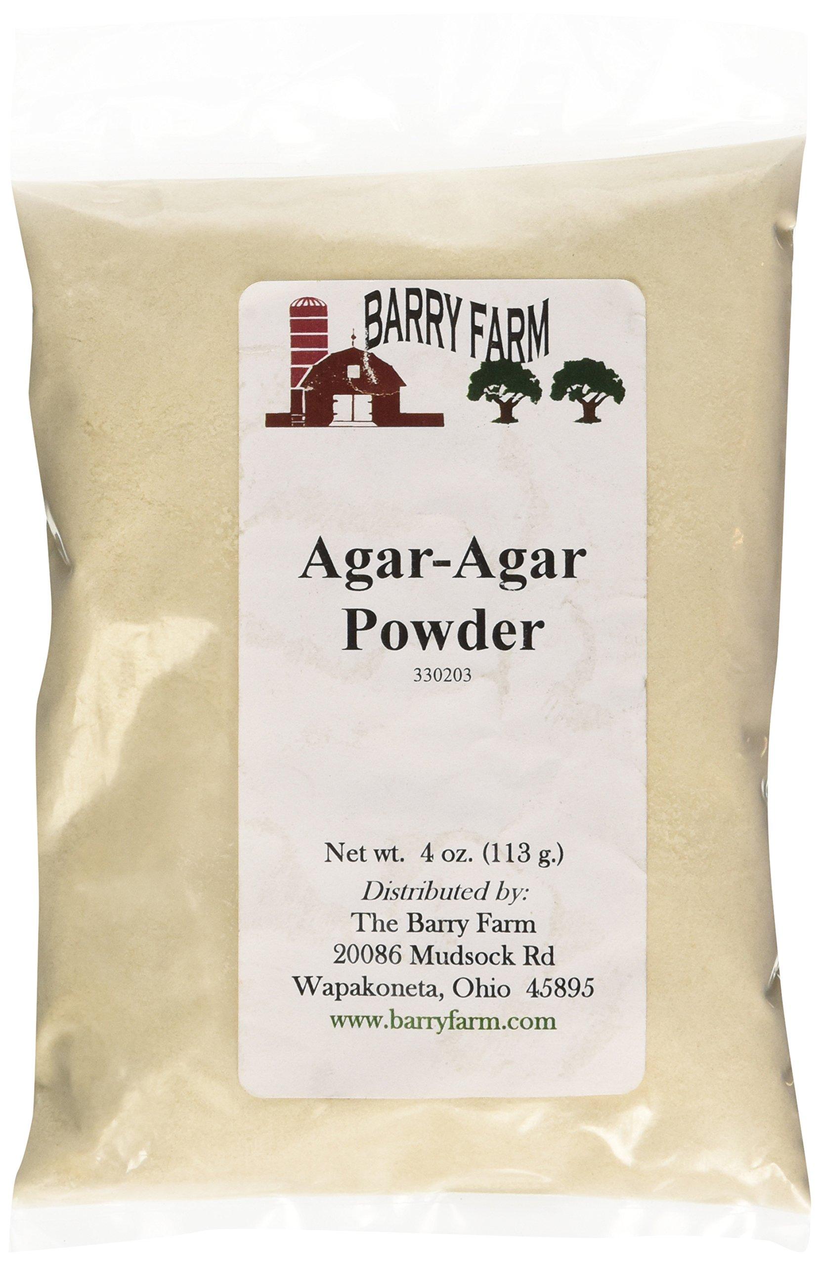 Agar Agar Powder, 4 oz.