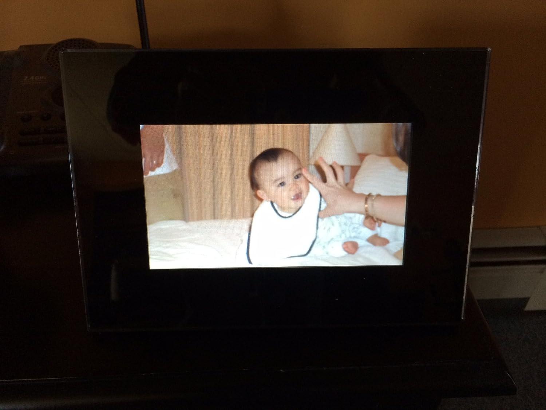 amazon com insignia 7 widescreen lcd digital photo frame black rh amazon com Insignia TV Manuals User Manual Insignia User Manual Ns-129L-12