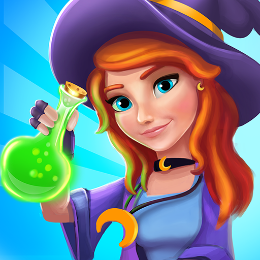 Tiny Witch Clicker : Brew Potions & Live Forever]()