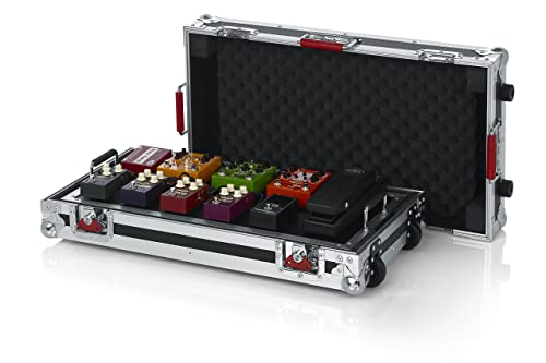 Gator Cases G-TOUR Series Gutiar Pedal Board