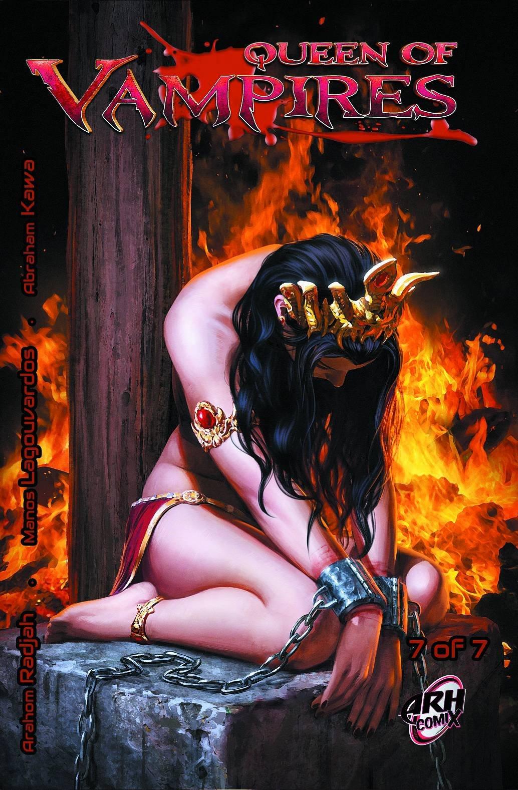 QUEEN OF VAMPIRES #7 (OF 7) (MR) ebook