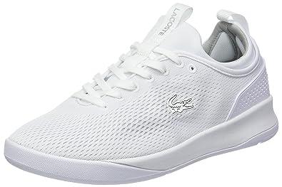 2eec6a06a1 Lacoste Sport LT Spirit 2.0 318 2 SPM Baskets Hommes, Blanc (WHT/SLV