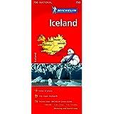 Iceland National Map 750 2016