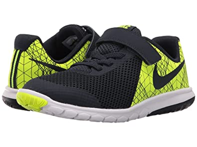 ae45729467e72 Image Unavailable. Image not available for. Colour  NIKE Boy s Flex  Experience 5 Print (PSV) Running Shoes (2 Little Kid M