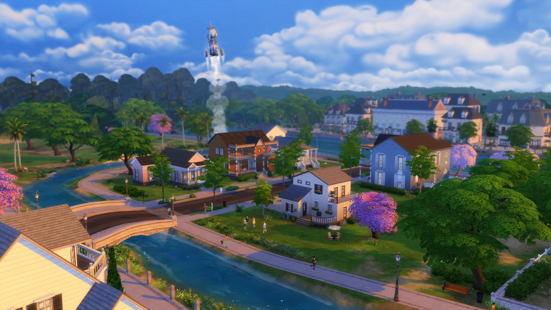 The Sims 4 [Online Game Code] by Electronic Arts (Image #4)