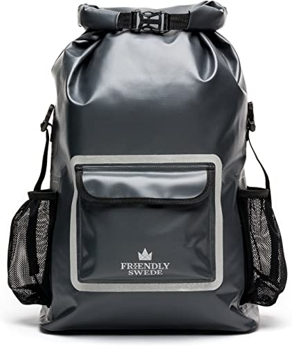 The Friendly Swede Waterproof Backpack Dry Bag