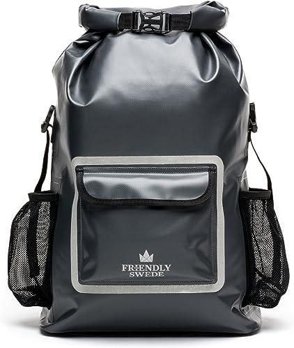 The Friendly Swede Waterproof Backpack Dry Bag