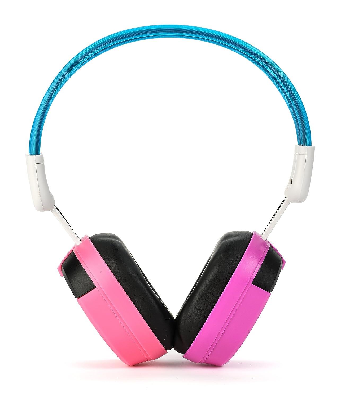 Bravo View IH-04A Single Source Kid-Friendly Automotive IR Wireless Headphones