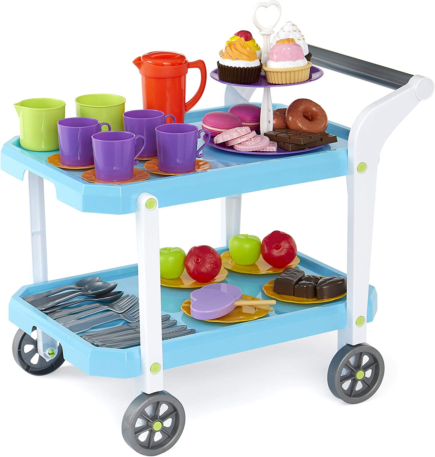 Just Like Home Tea Cart & Dessert, AD20394
