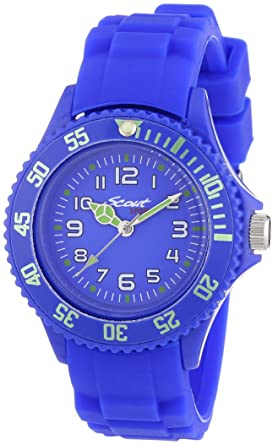 scout jungen armbanduhr