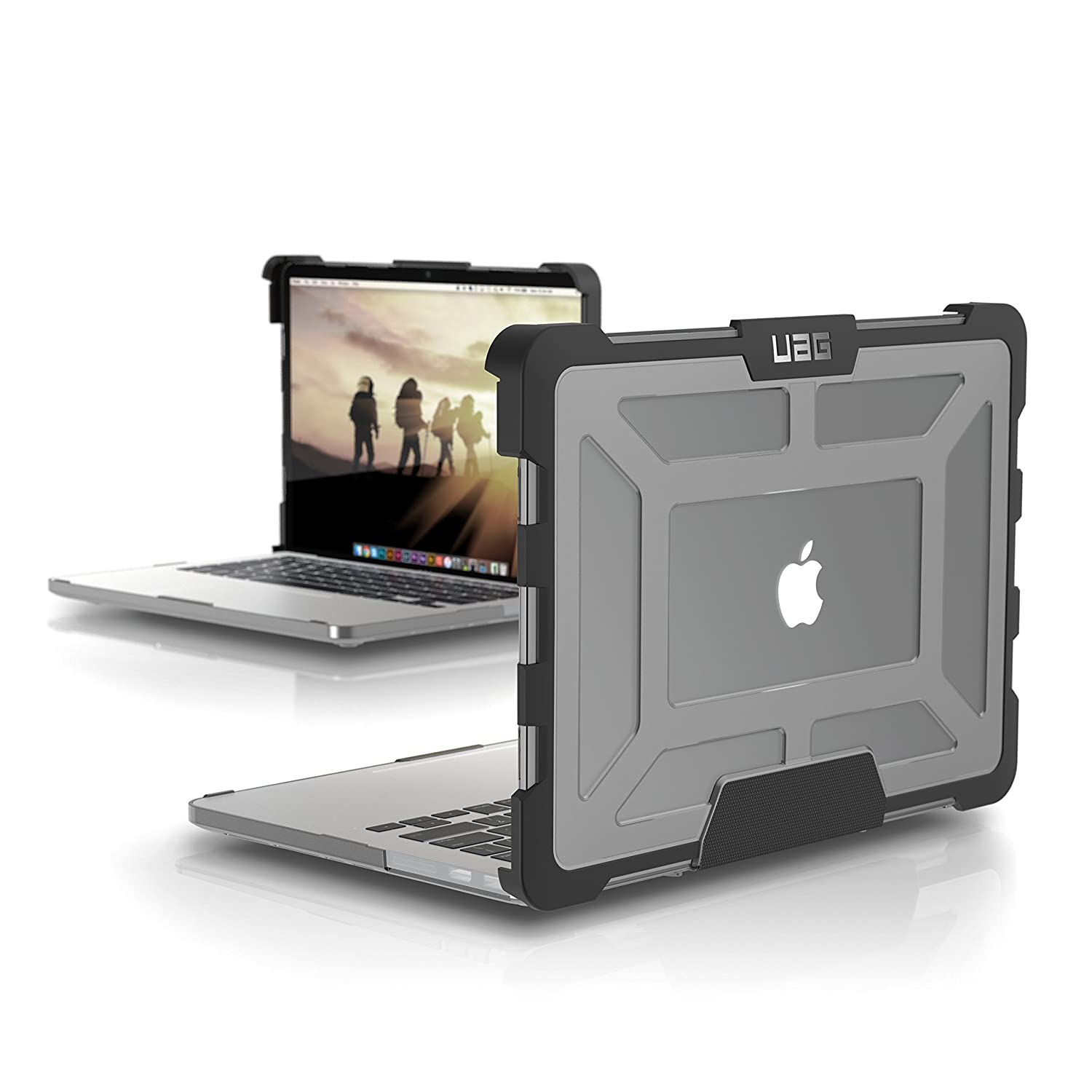 UAG MacBook Pro 13-inch with Retina Display (3rd Gen) Feather-Light Rugged [ASH] Military Drop Tested Laptop Case