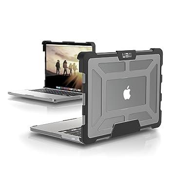 URBAN ARMOR GEAR UAG-MBP13-A1502-ASH - Carcasa para Apple MacBook Pro de 13