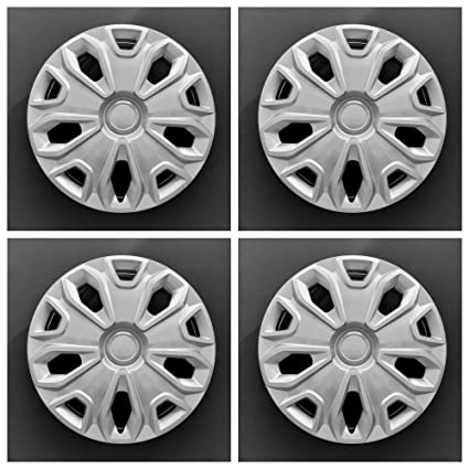 MARROW New Wheel Covers Hubcaps Replacements Fits 2014-2019 Ford Transit 150,250 and 350;