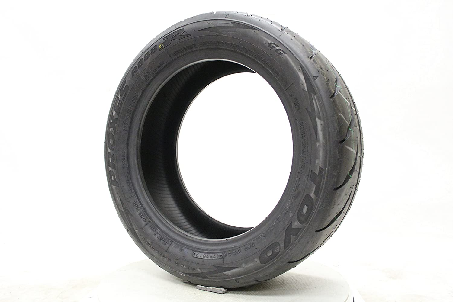 Toyo Proxes R888R Automotive-Racing Radial Tire - 195/55R15 85V 103520