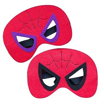 Antifaz mascarilla máscara de fieltro para los ojos ...