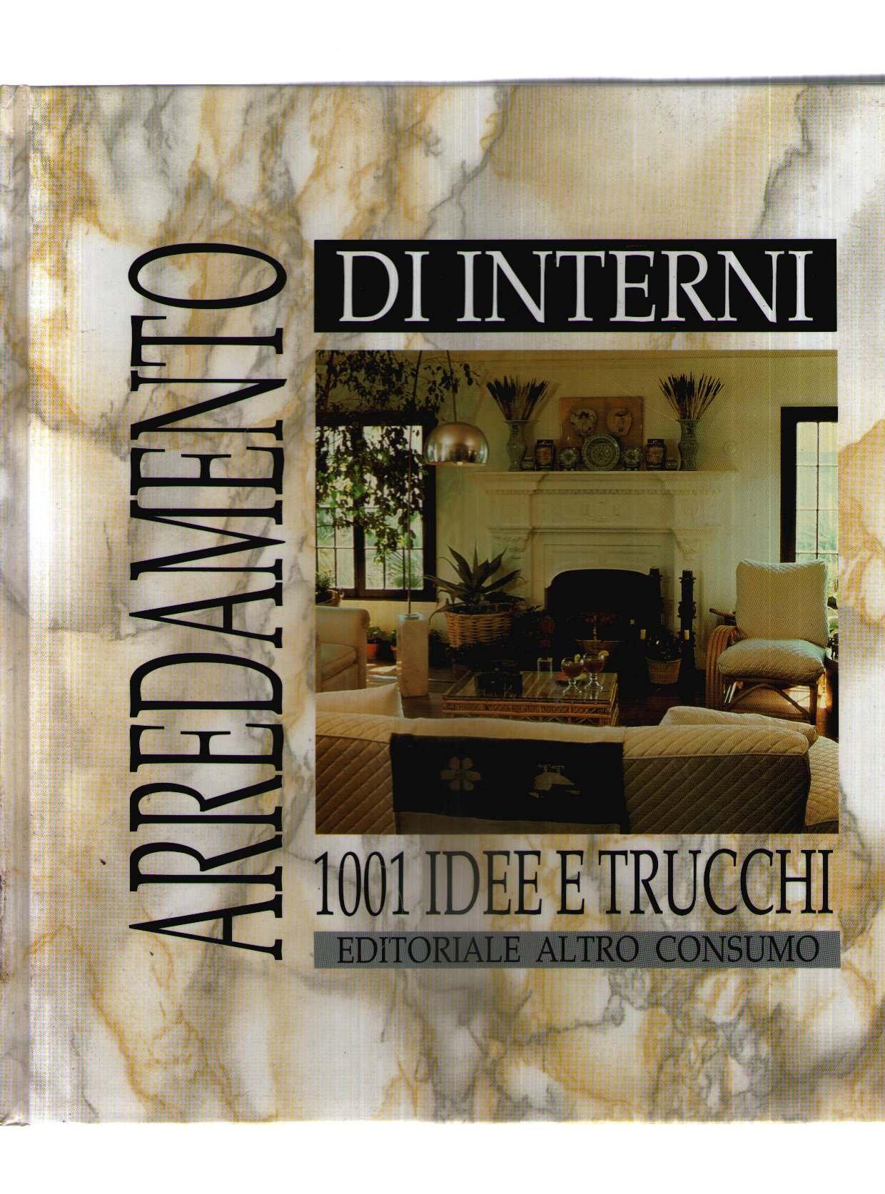 Arredamento Di Interni 1001 Idee E Trucchi.Amazon It Arredamento Di Interni 1001 Idee E Trucchi Daniel