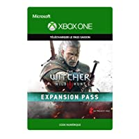 The Witcher 3: Wild HuntExpansion Pass [Xbox One – Code jeu à télécharger]