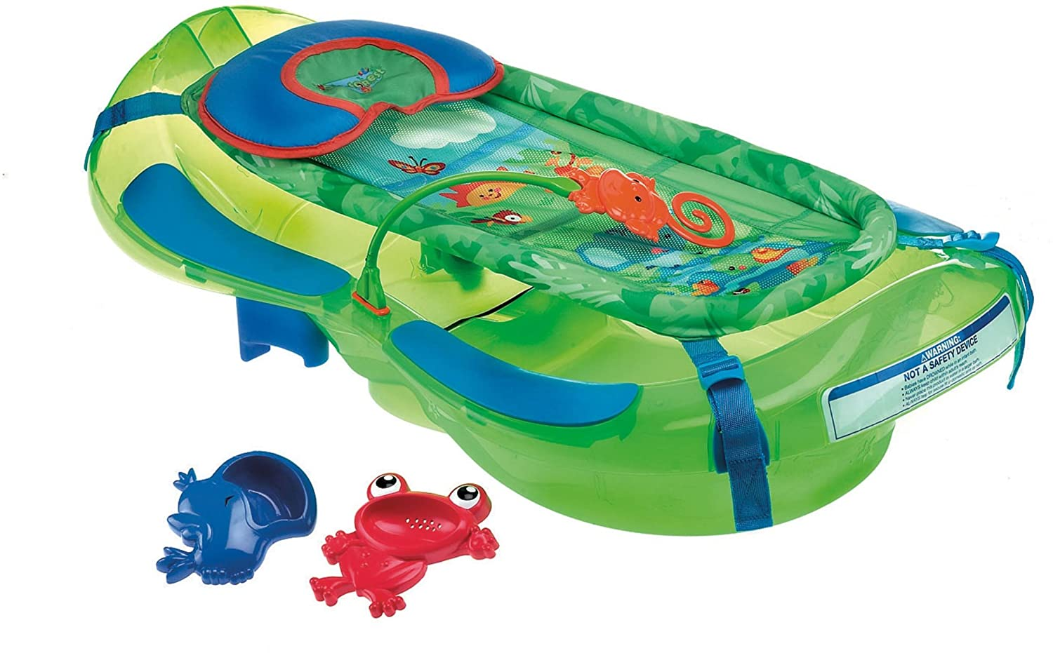 Fisher-Price Bath Center, Rainforest BMM16